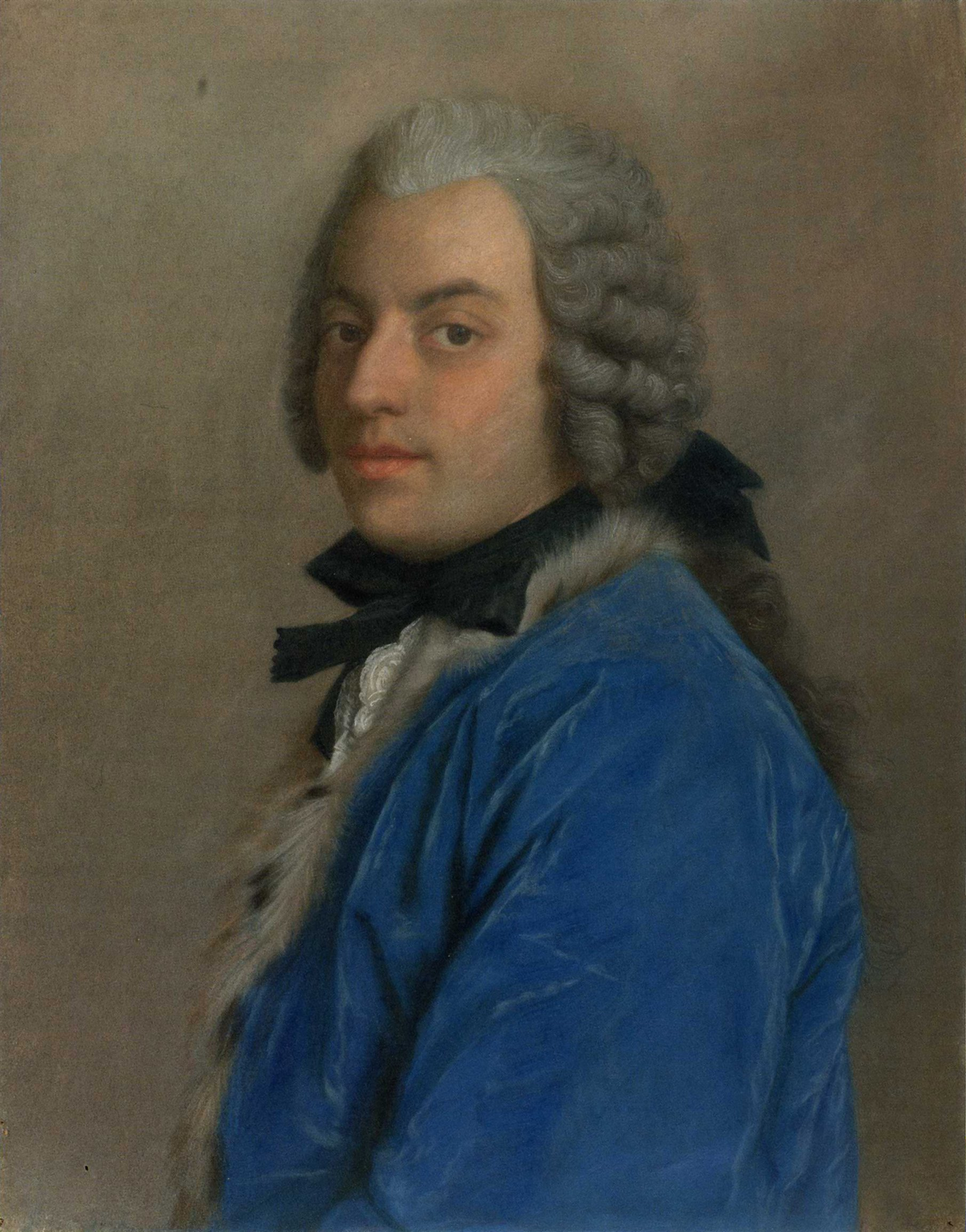 Francesco Algarotti by Étienne Liotard