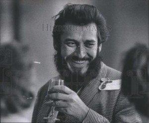 Photograph of Belgian Jean-Pierre Hallet