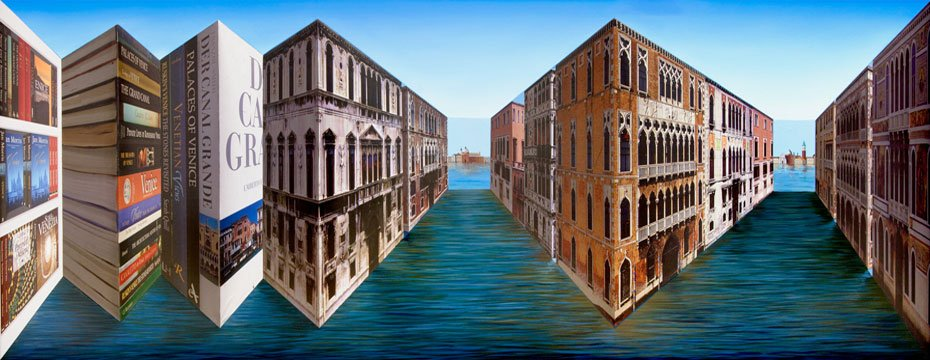 7 Great Offbeat Books Set in Venice
