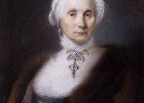 portrait of Cecilia Tiepolo