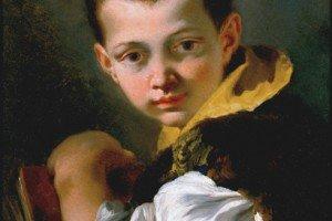 portrait of lorenzo tiepolo by giambattisa tiepolo