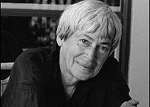 Photograph of Ursula Le Guin