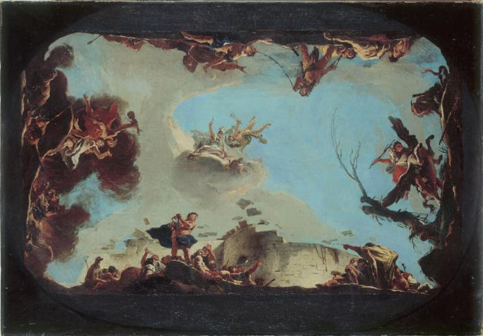Need a Baroque Fix? Where to See Tiepolo In London